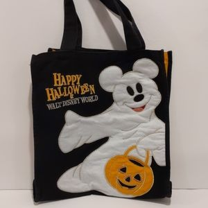 2/$20 Walt Disney World kids Halloween tote bag